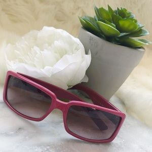 Gucci | Pink Sunglasses